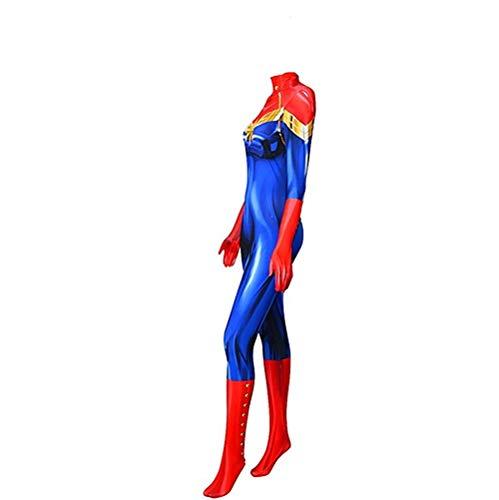 Cosplay Disfraz Ms. Marvel - Avengers Infinity War (Extra Grande)
