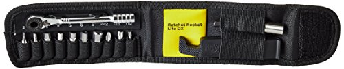 Topeak, Ratchet Rocket Lite DX, schwarz, TT2524