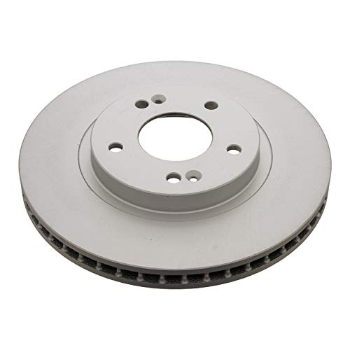 febi bilstein 31474 Brake Disc Set (2 Brake Disc) front, internally ventilated, No. of Holes 5