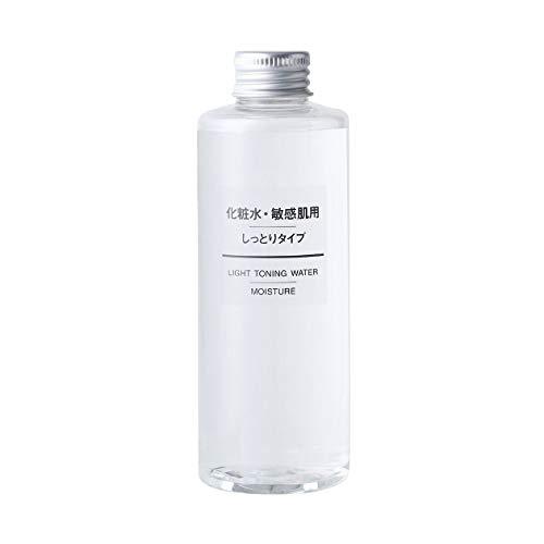 無印良品化粧水・敏感肌用・しっとりタイプ200mL