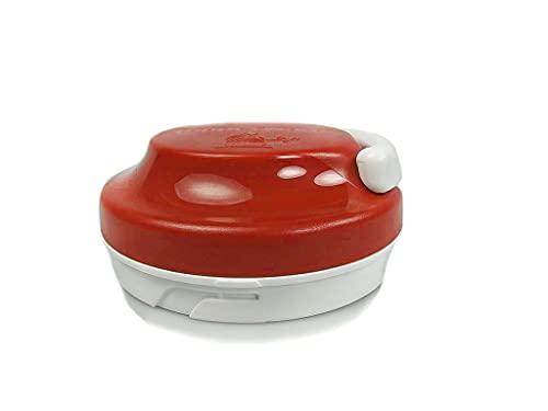 TUPPERWARE Deckel für Turbo Chef Multi boy girl Rot Ersatzdeckel