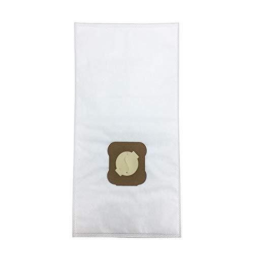 Zyj stores Staubsaugerbeutel 2 Hepa allergenTuchFilterBeutel for Kirby G7e G10 G10E G5 G6 KY10 MK2 MK3 Avilar Dauerhaft (Color : White)