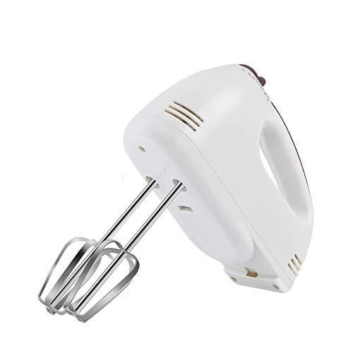 YUEZPKF Exquisito Hogar eléctrico Mini batidura batidora batidora batidora automática batidor de Huevos de Mano