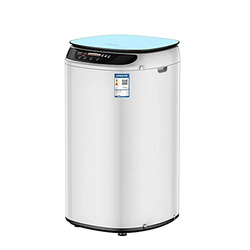 PNYGJM Smart Volautomatische schoenwasmachine, draagbaar, automatisch, desinfecterend, met één knop, automatische drainagemachine Blauw