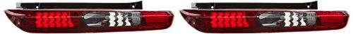 FK Automotive FKRLXLFO12033 LED Feux arrière, Noir
