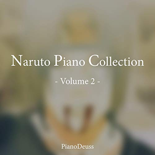 Naruto Piano Collection, Vol. 2