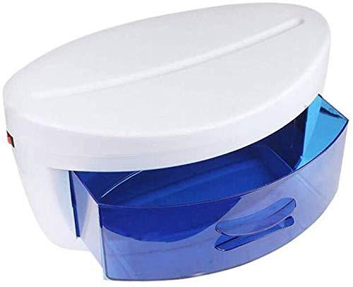 MIAO. Sterilizzatore UV, Professionista disinfezione UV Tools, con Ultravioletta germicida Lampada Sanificazione Nail Attrezzature Clean Tool per Pulizia in Vestiti Appliance
