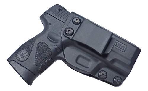 Tactical Scorpion Gear Polymer Concealed (IWB) Inside Pants Holster: Fits Taurus Millennium G2 PT111 PT132 PT138 PT140 PT145 PT745 G2c
