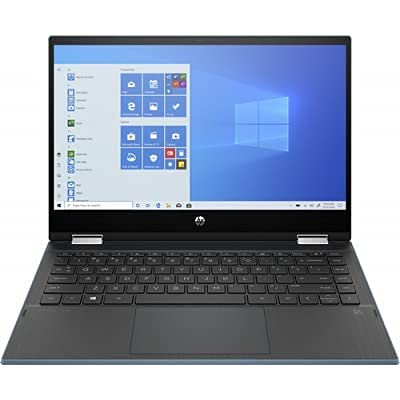 Portátil HP Pavilion x360 Convert 14-dw0014ns, Intel i5-1035G1(1.0GHz), 14' FHD LED Táctil, 8GB RAM, SSD 512GB PCIe NVME, Windows 10 Home (Reacondicionado)