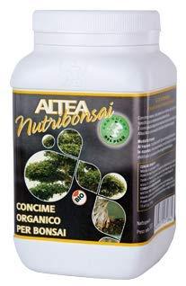 Altea NUTRIBONSAI CONCIME Organico GRANULARE per Bonsai con Guano in Confezione da 300 Grammi