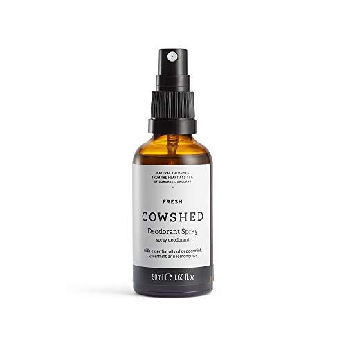 Cowshed Fresh Deodorant Spray, 50ml