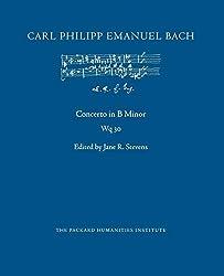 Concerto in B Minor, Wq 30