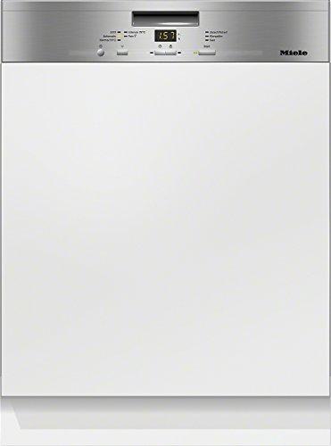 Miele G4925 SCi XXL D ED230 2,1 clst Geschirrspüler Teilintegriert / 266 kWh / Jahr / 14 MGD / 2772 L / Jahr / edelstahl / Bequemes Be- und Entladen / Besteckschublade