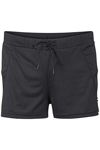RSL Female Shorts schwarz - schwarz, L