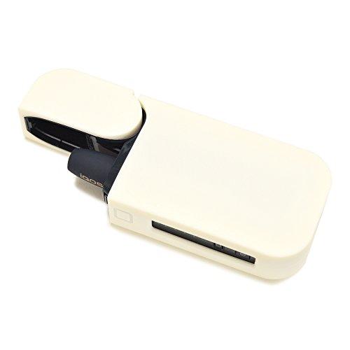 ラスタバナナ アイコス 2.4 Plus ケース/カバー ソフト シリコン ホワイト アイコス 電子タバコ RBOT236