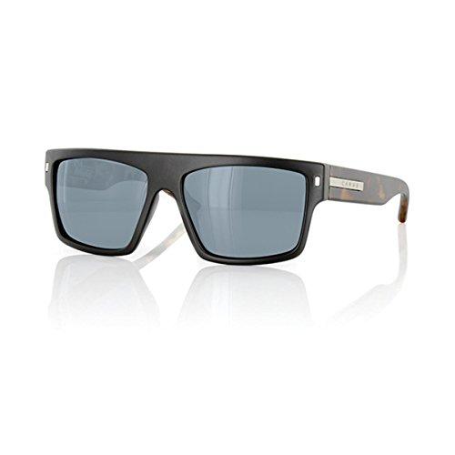 Carve Wavey Gafas de Sol, Unisex, Matt Black/Tort Pol, 55