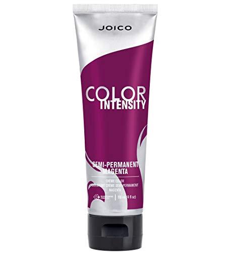 Joico Intensity Semi-Permanent Hair Color, Magenta, 4 Ounce