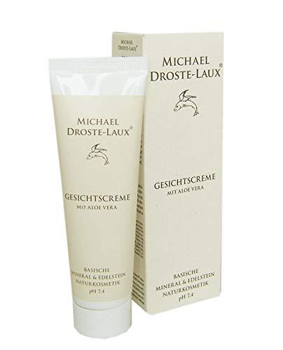 Michael Droste-Laux Naturkosmetik basische Gesichtscreme, 1er Pack (1 x 50 ml)