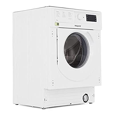 HOTPOINT BIWMHG71284 7kg 1200rpm Integrated Washing Machine - White