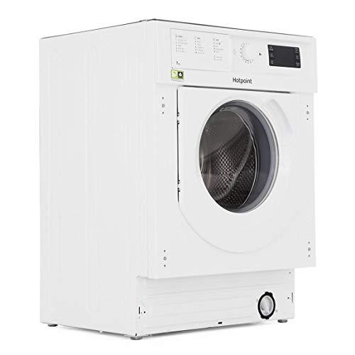 HOTPOINT BIWMHG71284 7kg 1200rpm Integrated Washing Machine - White
