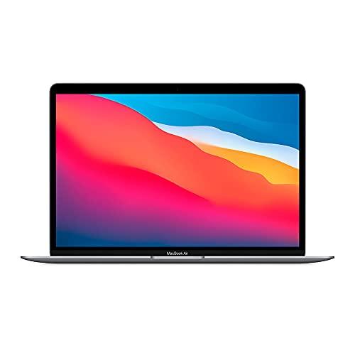 MacBook Air Cinza-espacial com 256GB e M1 da Apple