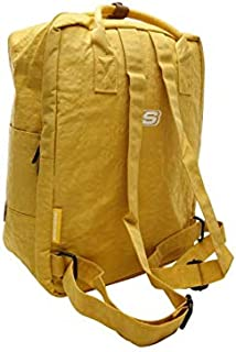 Skechers Laptop Backpack for Unisex, Yellow, S097-68