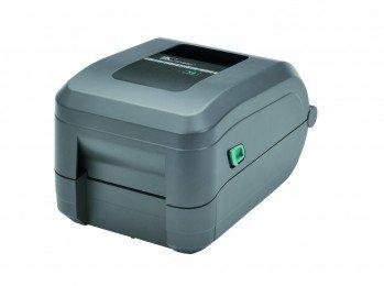 Zebra GT800 Thermique direct/Transfert thermique 203 x 203DPI imprimante pour étiquettes - Imprimantes pour étiquettes (Thermique direct/Transfert thermique, 203 x 203 DPI, 127 mm/sec, 99,1 cm, 10,4 cm, EPL,EPL2,ZPL,ZPL II)