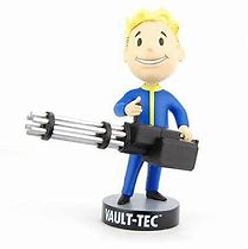 Gaming Heads Fallout Vault Boy 111 Bobbleheads Series 3 - Big Guns
