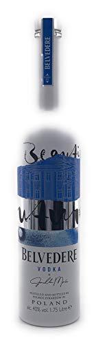 Belvedere Vodka Limited Edition by Monae 1,75l 40% Vol Flasche