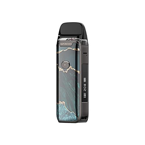 Vaporesso LUXE PM40 Pod Kit 1800mAh 4ml Cigarrillos Electrónicos Kit Sin Nicotina y Tabaco (Jade)