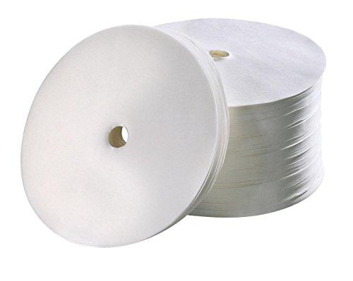 Rundfilterpapier 250er Ø 195mm für Regina 40, Pro40T und Pro60T