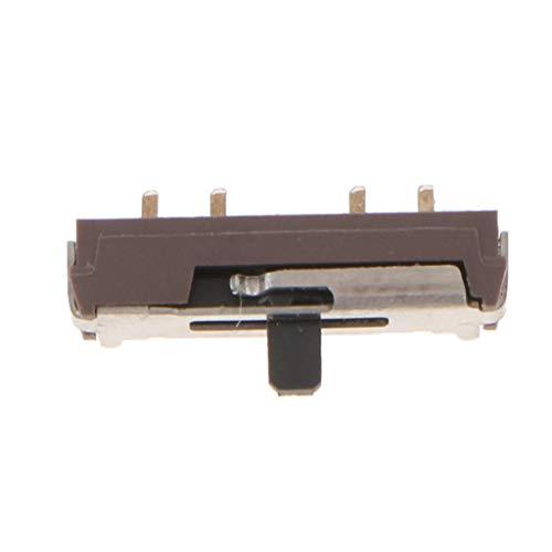 balikha Reemplazo del Interruptor de Botón de Encendido Y Apagado para La Pieza de Reparación PSP Go