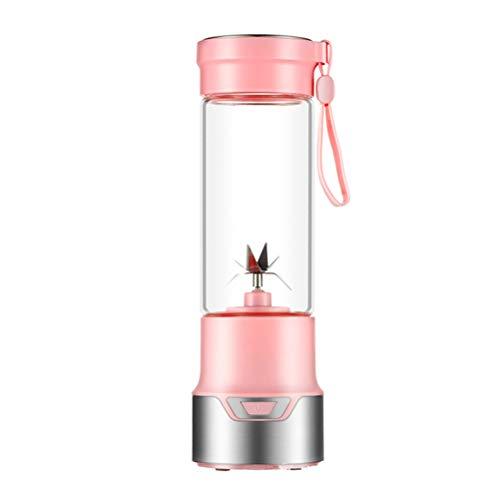 350ml bewegliche Juicer elektrische USB aufladbare Smoothie Mixer-Maschine Mixer Mini Juice Cup-Maschine schnell Blender Küchenmaschine