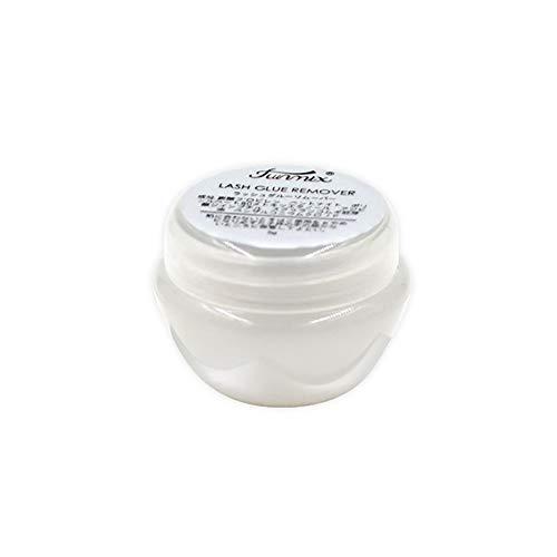 Crème de dissolvant de Colle de Faux Cils, crème de dissolvant de Colle d'odeur de Parfum pour Faux Cils Vison Faux Extension de Cils de Faux Cils