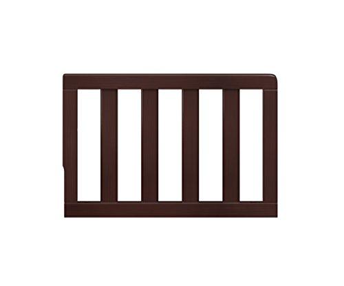 Graco Toddler GuardRail, Espresso, Safety Guard Rail for Convertible Crib & Toddler Bed, Espresso
