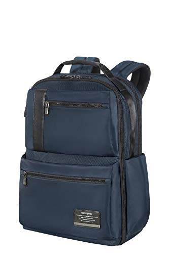 Samsonite Openroad 17.3 Inch Laptop Backpack Case Blue - Laptop Bags (Backpack, 17.3 Inch Case, Shoulder Strap, 1.6 kg, Blue)