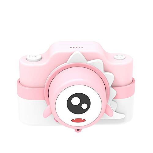 Best Deals! LGQ Kids Camera,24 MP HD Digital Cameras, with SD Card 32GB Pink Toy Camera Rechargeable...