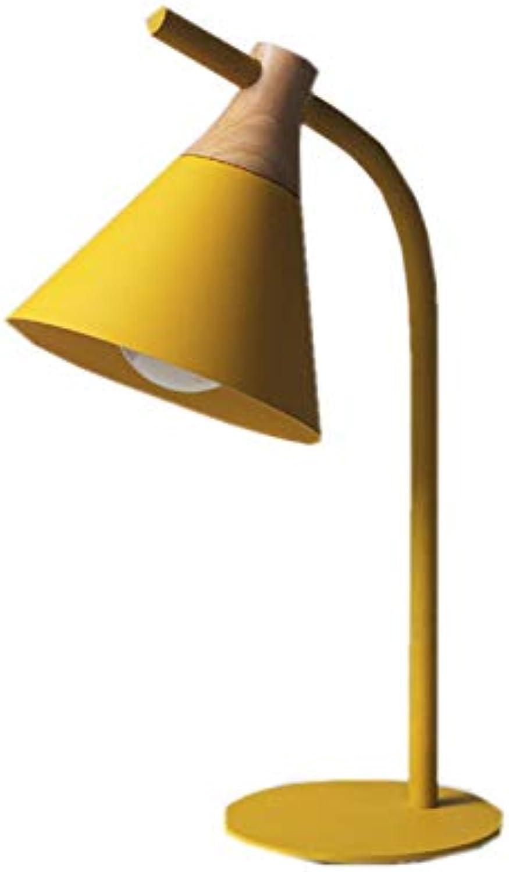 Shanque Einfache LED LED LED Tischlampe kreative Kinderzimmer Nachttischlampe Arbeitszimmer Auge Studie Tischlampe B07HMKPKPS     | Förderung  994d4f