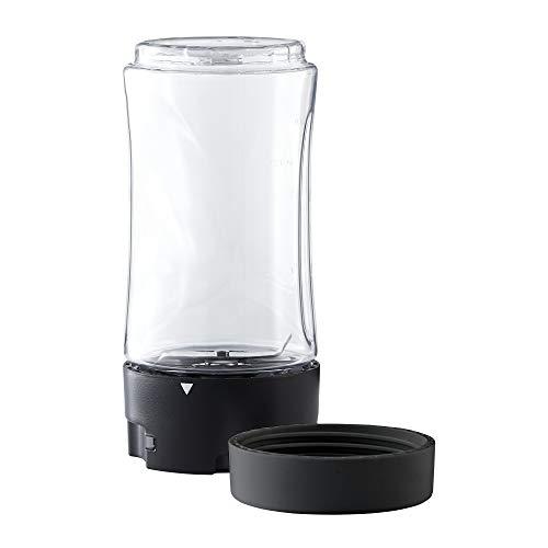 WMF Kult X Zubehör-Set, 3-teilig, Mixbehälter 300 ml und Klinge mit Verschlussdeckel, für den Kult X Mix & Go und Küchenminis Smoothie-to-go