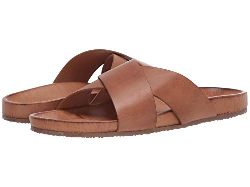 Seychelles Lighthearted Tan Leather 7 M