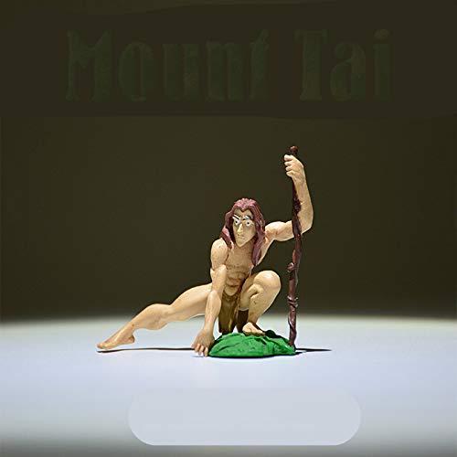 Anime-Modell Tarzan 5cm Poupée Actionfigur Anime Décoration Collection Figur Enfant Jouet Modèle Pour Enfants Cadeau
