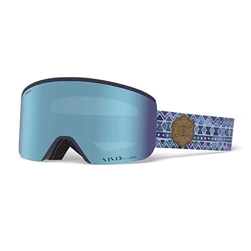Giro Damen Ella Skibrille, Blue Tile, M