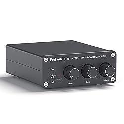 Basics 2-Channel Class D Digital Power Amplifier