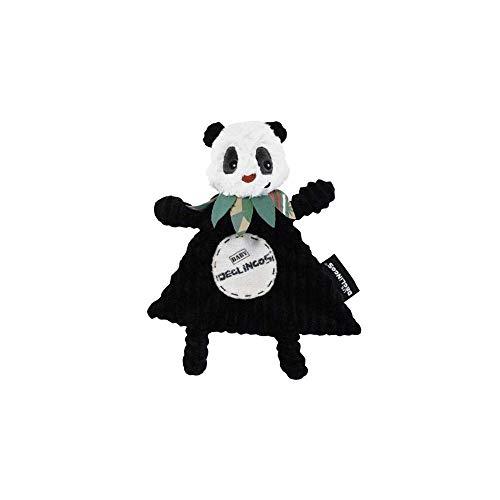 Les Déglingos - Rototos Le Panda - Doudou pour bebe et enfant  - Tissu Doux - Peluche - Ludique - Jouet éducatif - Convient dès la naissance
