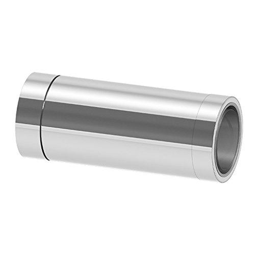 Ø 150 mm Schornstein - Wanddurchführung 500 mm kürzbar mit Wandfutter