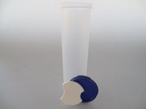 TUPPERWARE Circular 1,1L blau mit Dosiereinsatz Rondovision Trockenvorrat Vorrat