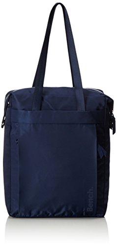 Bench Damen BROADFIELD 4 Shopper/Backpack Handtasche, Maritime Blue, 41.2 x 33.2 x 4.6 cm