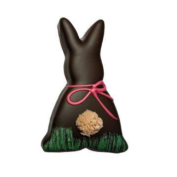 Leysieffer - Marzipan Hase in halbherber Schokolade