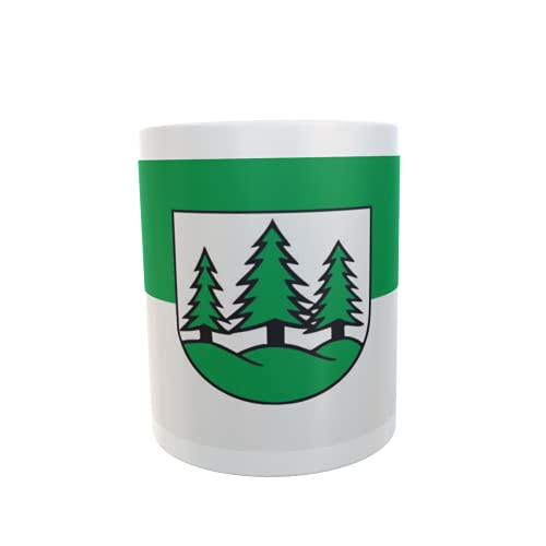 U24 Tasse Kaffeebecher Mug Cup Flagge Braunlage