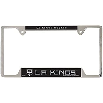 Wincraft Los Angeles Kings Plastic License Plate Frame